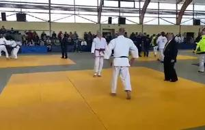 ...Ippon en 12 secondes!