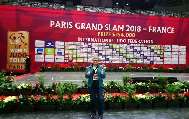 Grand Slam de Paris 2018